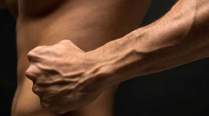 ARMS - Workout routing for big forearms and a crushing grip.