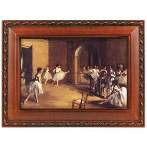 Degas Ballerina Music Box
