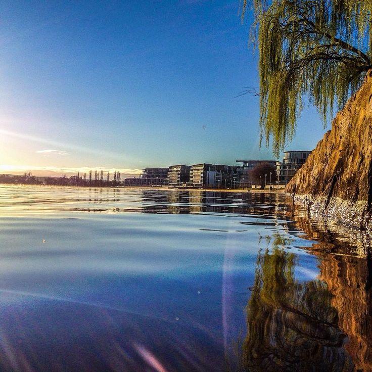 Thanks Dobinsons for this amazing image of Kingston Foreshore Dobinsons Canberra @DobinsonsBakery  · Oct 16   Happy birthday Lake Burley Griffin. #cbr #canberra  https://twitter.com/DobinsonsBakery/media