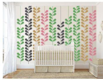 papel decorativo de pared uac