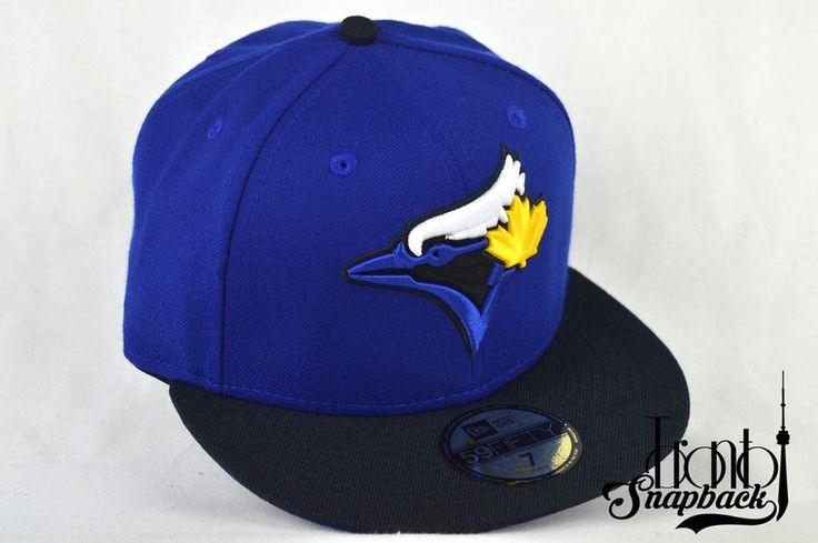TORONTO BLUE JAYS(BRAND) NEW ERABLK/BLU/WHT/YELL