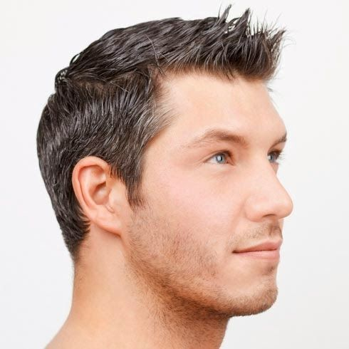 Men's Short Hairstyles 2014 - Fashion Trend Hairstyles
