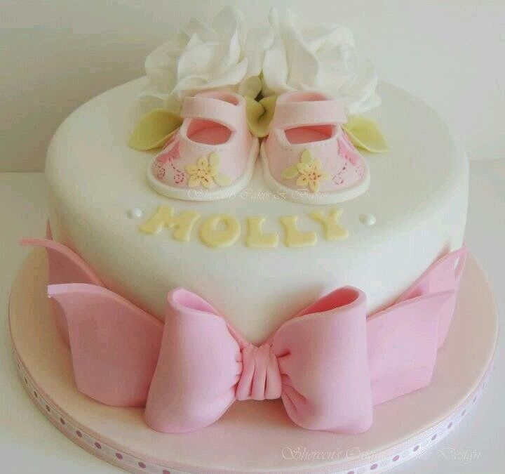 Cake Decorations Baby Shoes : 8 best images about Baby shoes cake on Pinterest Baby ...