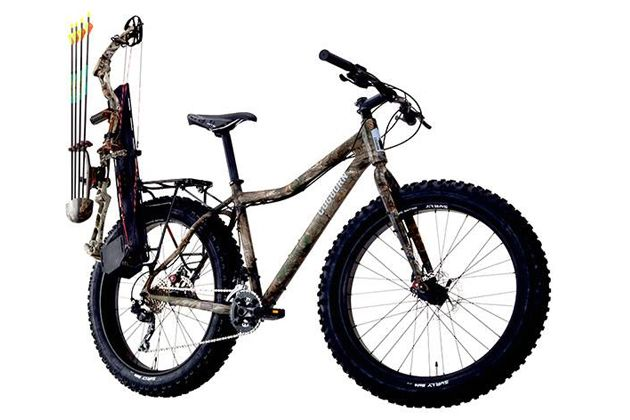 Cogburn Hunting Bike