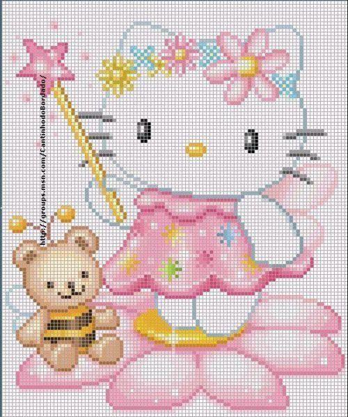 Χειροτεχνήματα: παιδικά κεντήματα (children cross stitch)