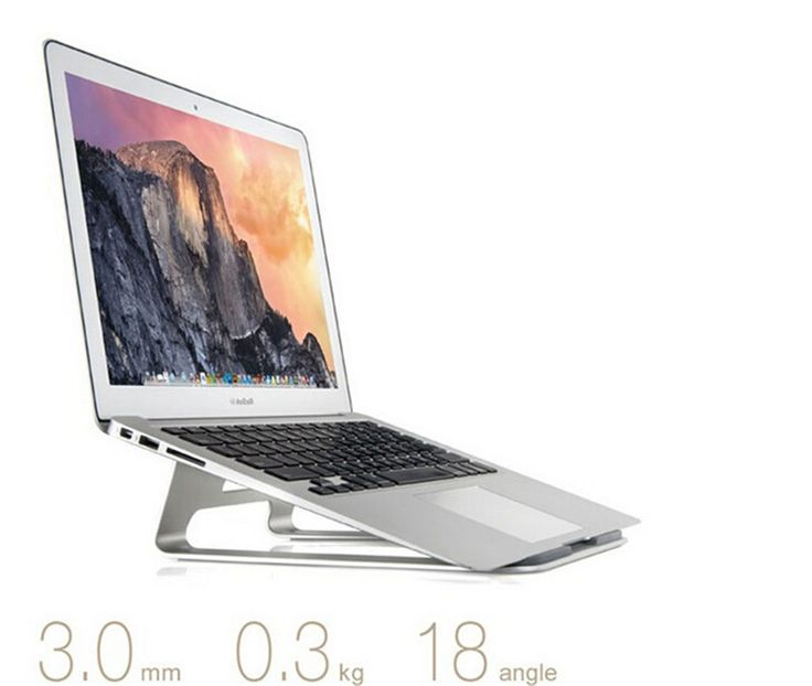for macbook/laptop cooling stand