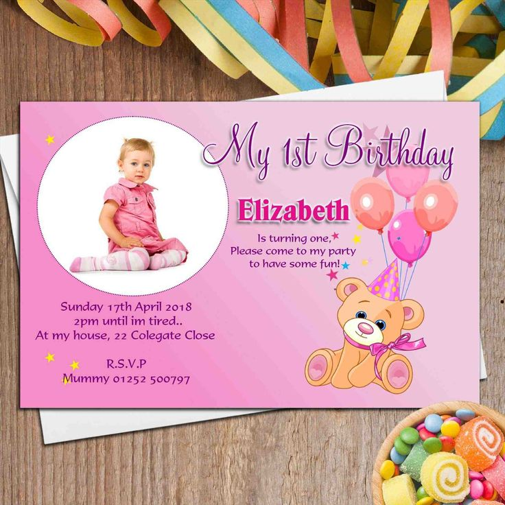 Best 25+ Birthday invitation card template ideas on Pinterest - free birthday invitation templates for word