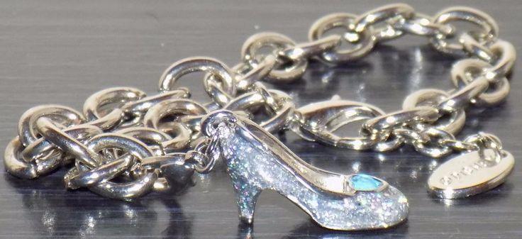Disney Movie Rewards DMR Cinderella Slipper Charm with Charm Bracelet | Collectibles, Disneyana, Contemporary (1968-Now) | eBay!