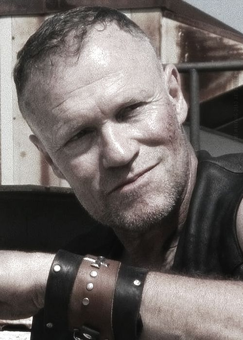 Merle Dixon.... Loved this racist asshole... He loved his brother...and waits for him on the other side :'(