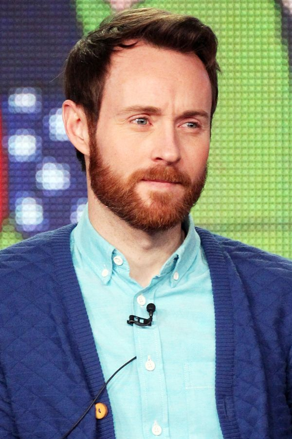 Kip Napoleon Dynamite - Aaron Ruell | Kip from Napoleon Dynamite grew up to be crazy hot. Who knew? #refinery29 http://www.refinery29.com/2014/11/77536/kip-napoleon-dynamite-aaron-ruell