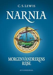 Bog, indbundet Narnia - morgenvandrerens rejse af C S Lewis