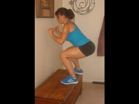 Calorie Torching Home Workout Real Time: Melissa Bender Fitness