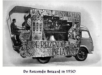 ASTEN: Direct na de oorlog werd duidelijk dat de NL overheid geen deviezen ter beschikking konden stellen voor de aankoop van in het buitenland gegoten klokken.Aangezien Eijsbouts hoegenaamd geen ervaring bezat in het gieten van klokken trok men een Natuurkundige aan (André Lehr), André was in staat om op wetenschappelijke wijze het gieten van klokken te ontwikkelen. De 1ste beiaard gegoten door Eijsbouts was een Reizende Beiaard, naar een idee van Tuur Eijsbouts.