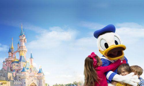 ★ London Eurostar and Disneyland Paris Stay Bundles from £249