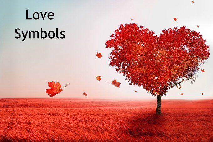 love symbols, love signs
