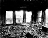 1.  Triangle Shirtwaist Factory after the March, 1911, fire.