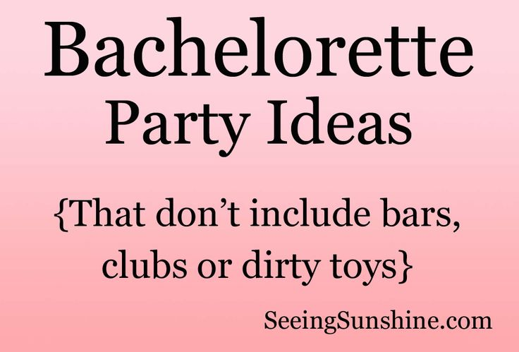All about my bachelorette party and the best gift I got!