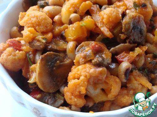 Салат-закуска (она же заготовка) - кулинарный рецепт