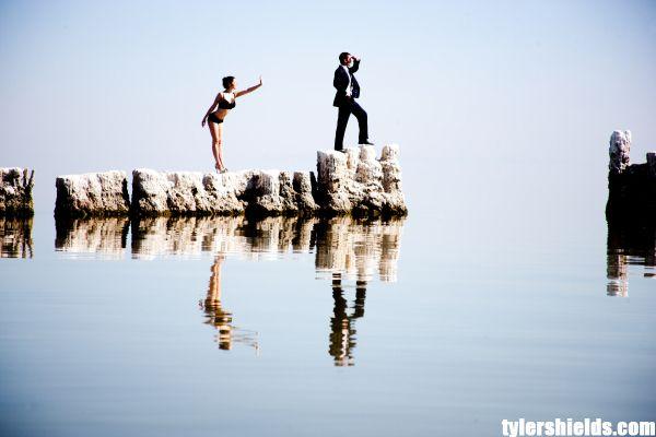garret dillahunt ali cobrin amazing photography. Tyler Shields work : )
