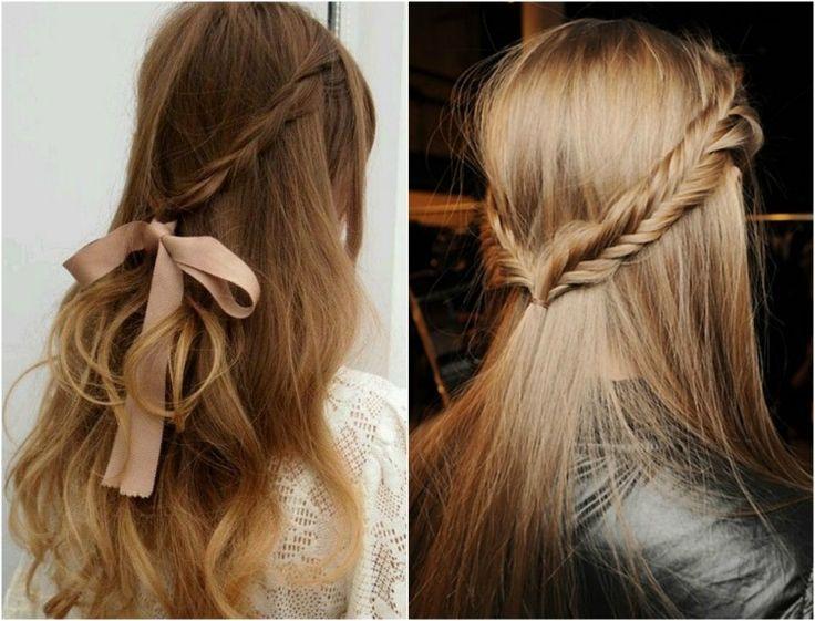 20 penteados lindíssimos com trança para o dia a dia. luvmay.com.br