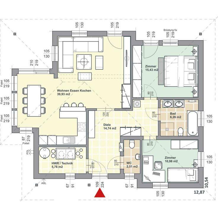 grundrisse ansehen haus pinterest grundrisse h uschen grundrisse und hausbau. Black Bedroom Furniture Sets. Home Design Ideas