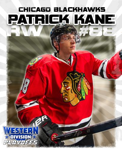 You can collect KANE CARDS in Patrick Kane's Hockey Classic, here's #1 - Making an entrance.