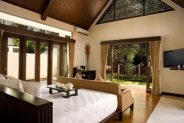 Modern balinese interior design google search tropical for Interior design villa bali