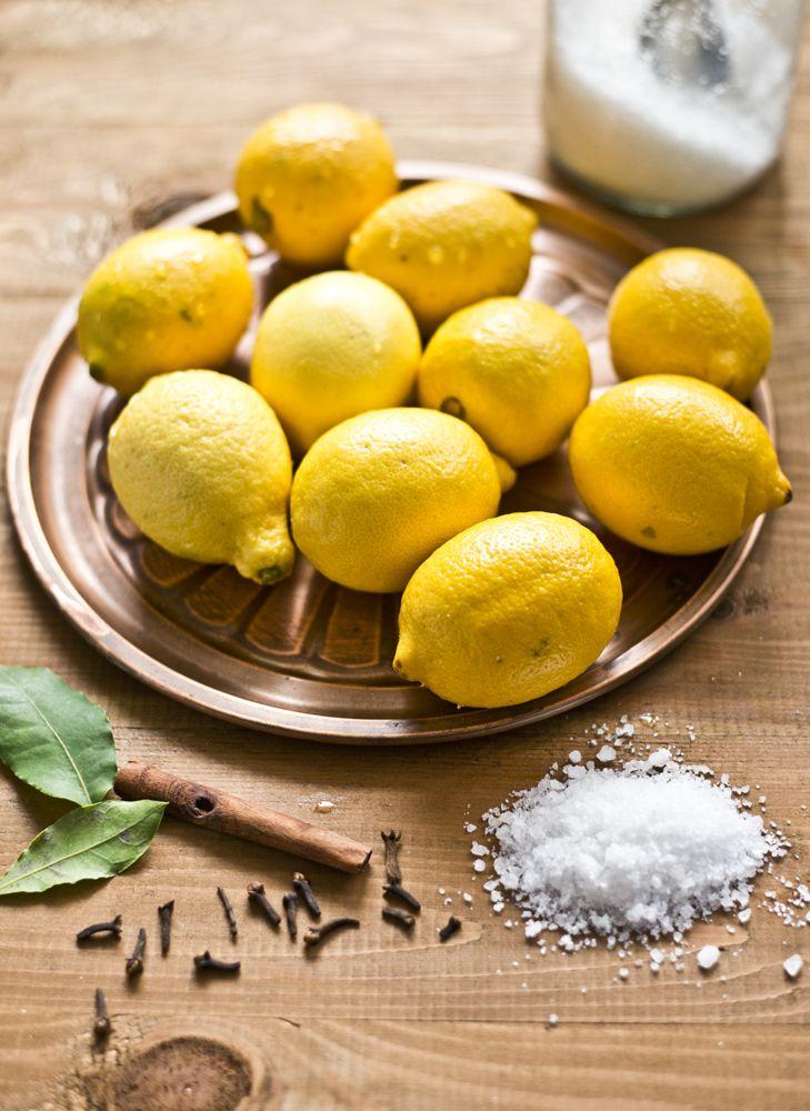 Kuchenne Szaleństwa: Kiszone cytryny