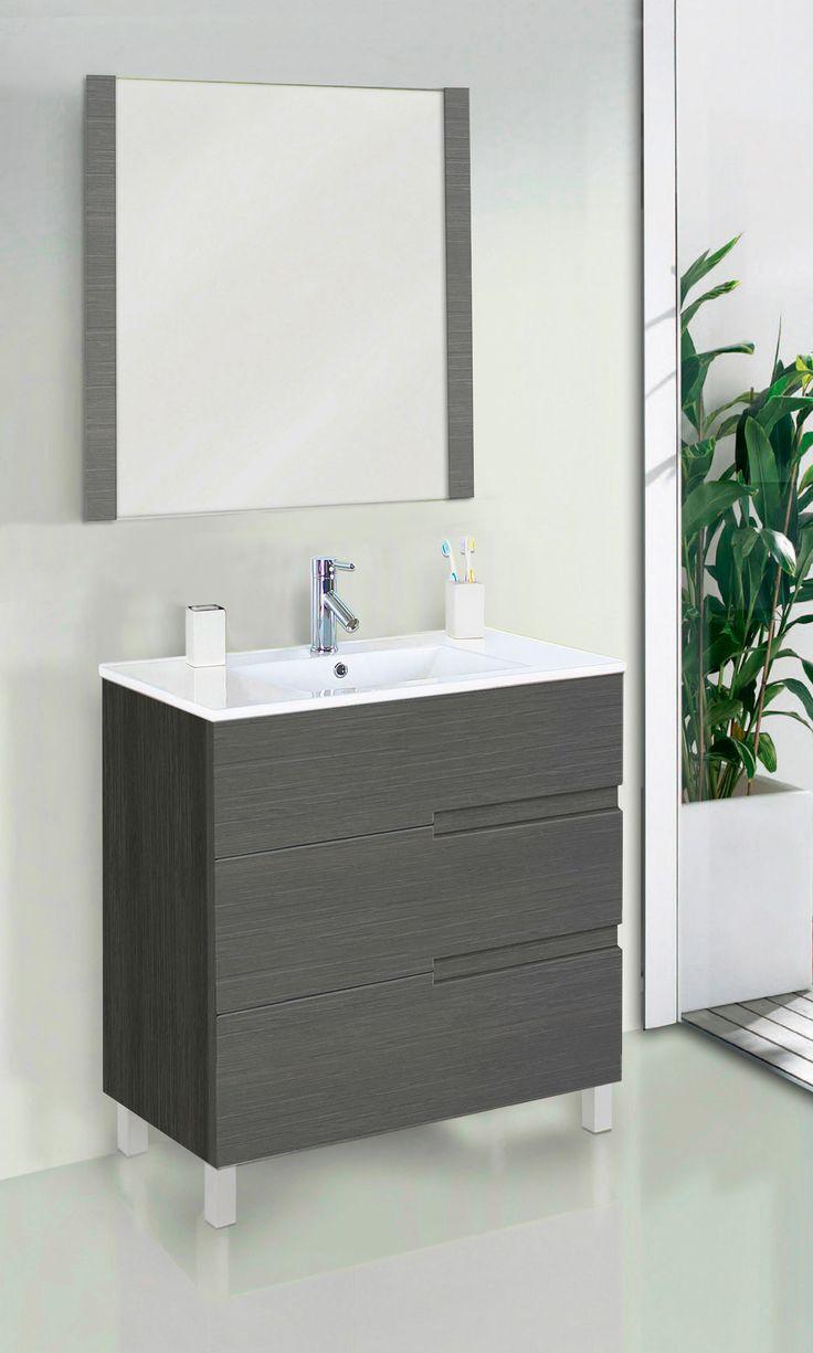 Mejores 26 imágenes de BAÑOS | Muebles de lavabo en Pinterest ...