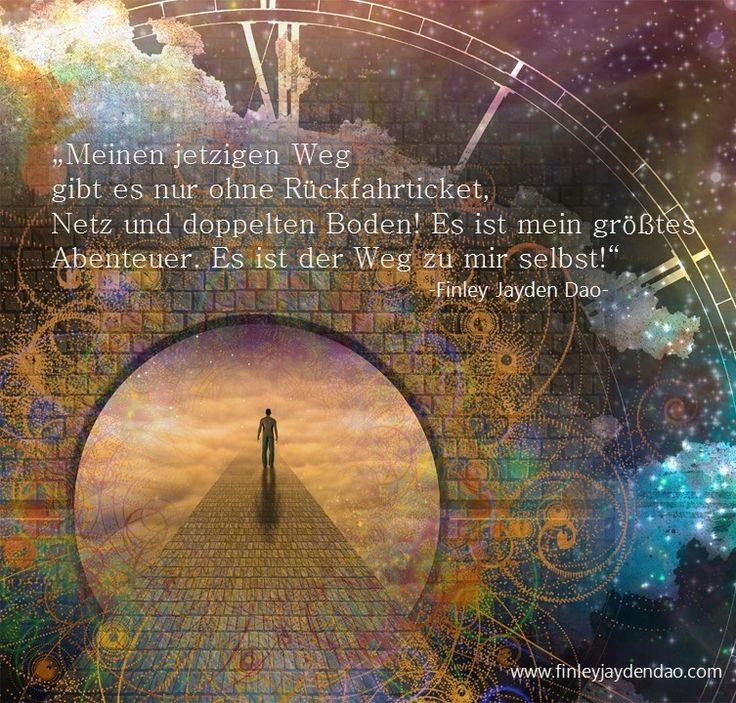 Titel: Der Weg Text u geistiges Eigentum: Finley Jayden Dao Bild; Bigstock web: finleyjaydendao(at)com