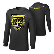 "Seth Rollins ""Buy In"" Long Sleeve T-Shirt"