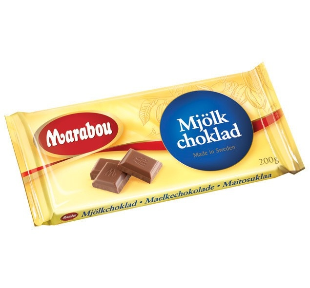 Marabou - The best chocolate in the world!! :)