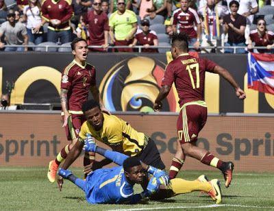 Hasil Ahkir Copa Amerika 2016 Jamaika Vs Venezuela 0-1