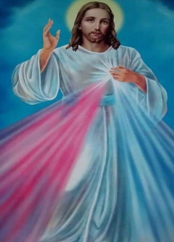 Conversar con Jesús de la Divina Misericordia para obtener ayuda en peticiones urgentes.  #Jesus #divina #misericordia #ayuda #peticiones #urgente #Dios #mujer #fashion #divinamisericordia