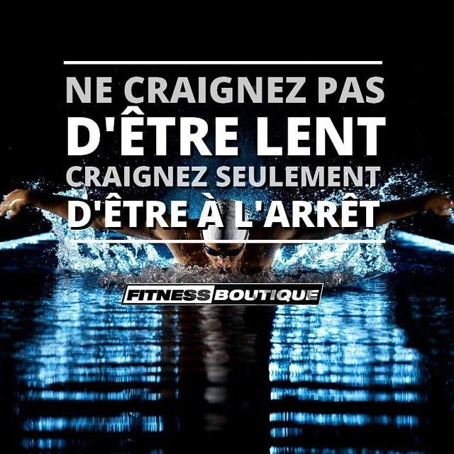 [LA CITATION DE LA SEMAINE]  Toute l'équipe de #Fitnessboutique félicite les nageurs français pour leurs magnifiques performances aux championnats du monde de natation 2015.  Très belle semaine la #FBFAMILY! ☺ #motivation #performance #manaudouenor #camillelacourt #giacomoperezdortona #mehdymettela #fabiengilot #fitnessboutique #fitfrenchies #fitnessaddict #musculation #nutrition #sports #santé #Devenezharder #devenezmeilleur