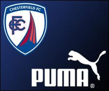 Puma to Design Chesterfield FC Team Kit