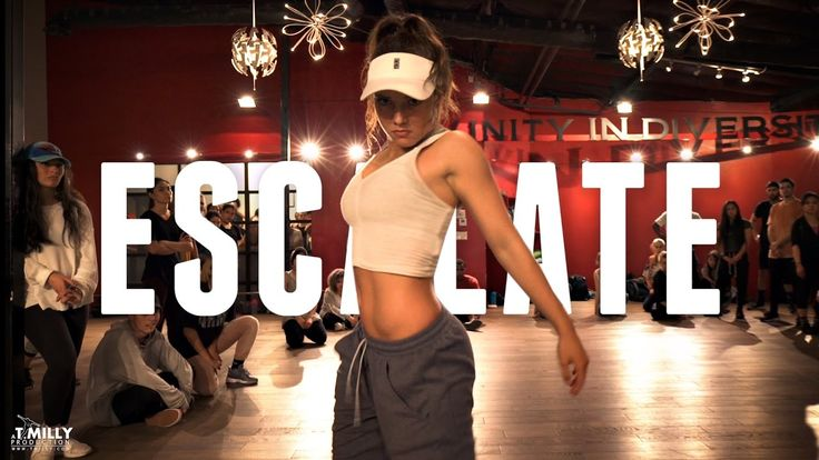 Tsar B - Escalate - Choreography by Alexander Chung - ft Jade Chynoweth - Filmed by @TimMilgram - YouTube
