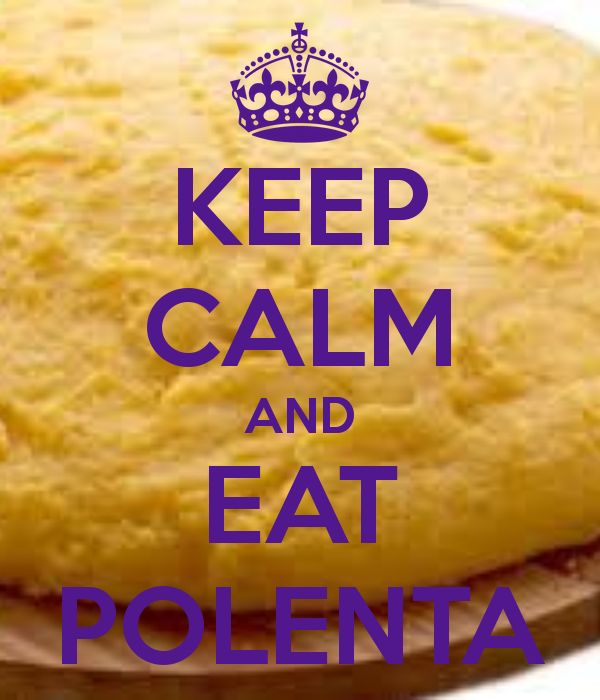 Image result for polenta quotes