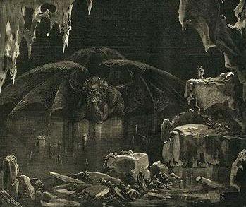 Dante: Los Nueve Circulos Del Infierno