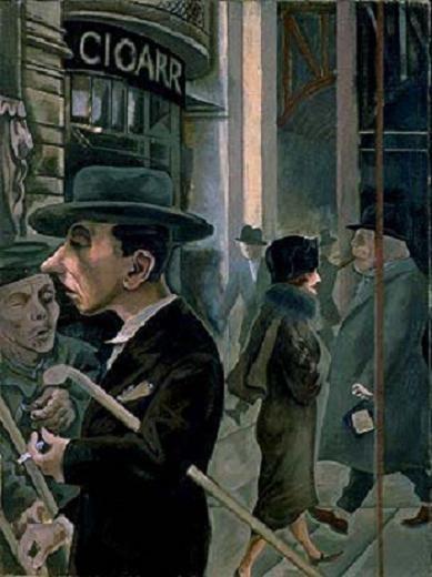 george grosz paintings - Google Search