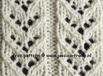 02patterns patronen ajour steken breien breisteken symbolen knitting stitches lace knitstitch symbols