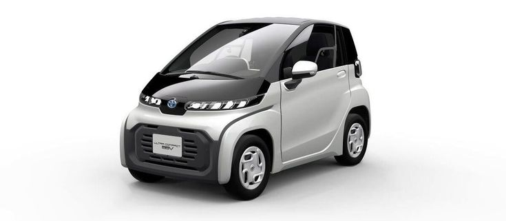The first electric car for the city of Toyota