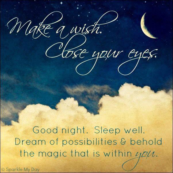 Goodnight                                                                                                                                                                                 More