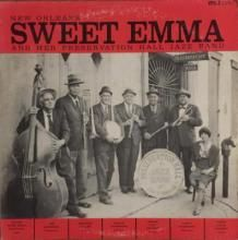 NEW ORLEANS' SWEET EMMA AND HER PRESERVATION HALL JAZZ BAND | NEW ORLEANS' SWEET EMMA AND HER PRESERVATION HALL JAZZ BAND | Min Bid: $15.00 AUD | LP | music4collectors.com
