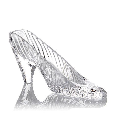 Shop Jeffrey Banks Glass Slipper with Gift Box, read customer reviews and more at HSN.com.