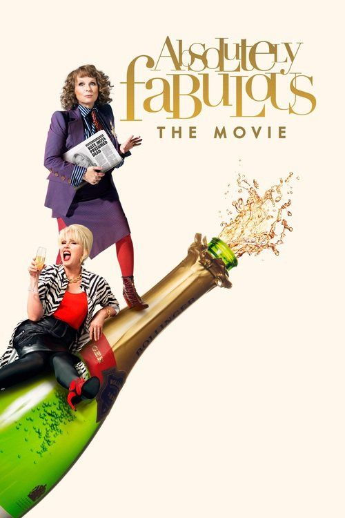 Absolutely Fabulous: The Movie #filmi