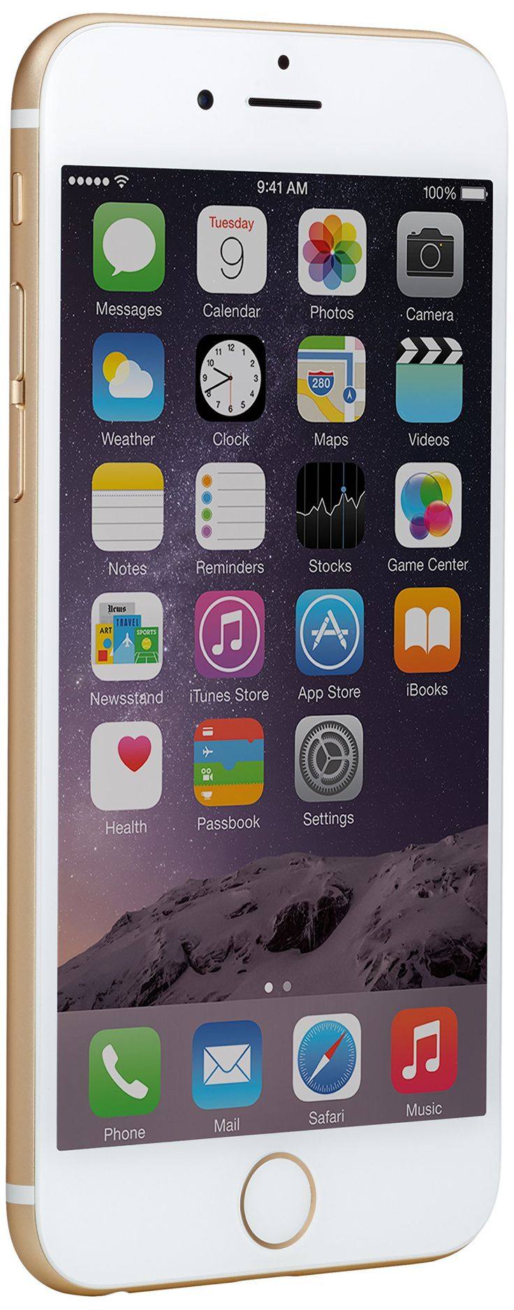 Apple iPhone 6 A1549 AT&T Cellphone, 16GB, Gold