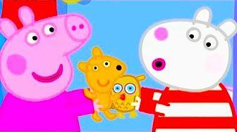 Peppa Pig English Episodes New Compilation 2016 #101 - YouTube