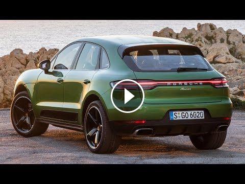 2019 Porsche Macan Suv Interior Design And Drive 2019 Porsche