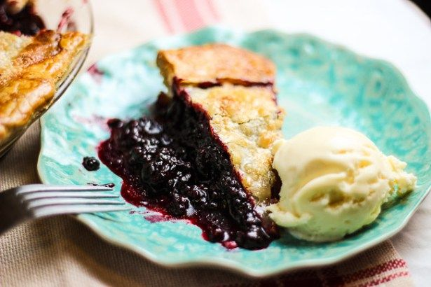Black Raspberry Pie | Honest & Tasty